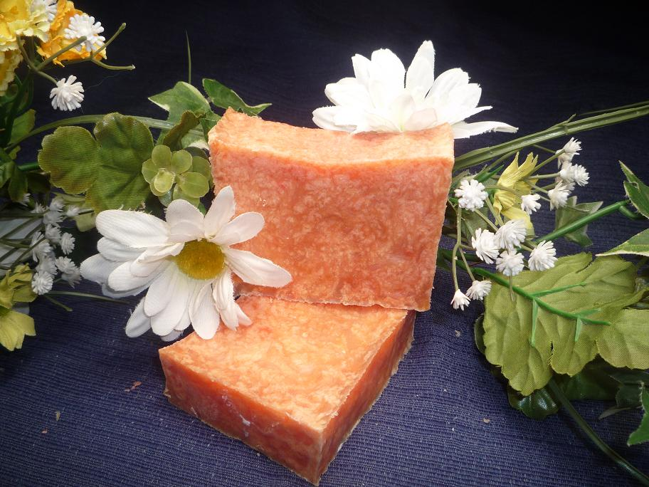 Apricot Freesia Soap