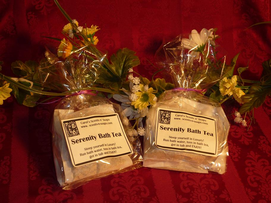 For The Bath : Carols Scents N Soaps, The Ultimate Bath Experience!