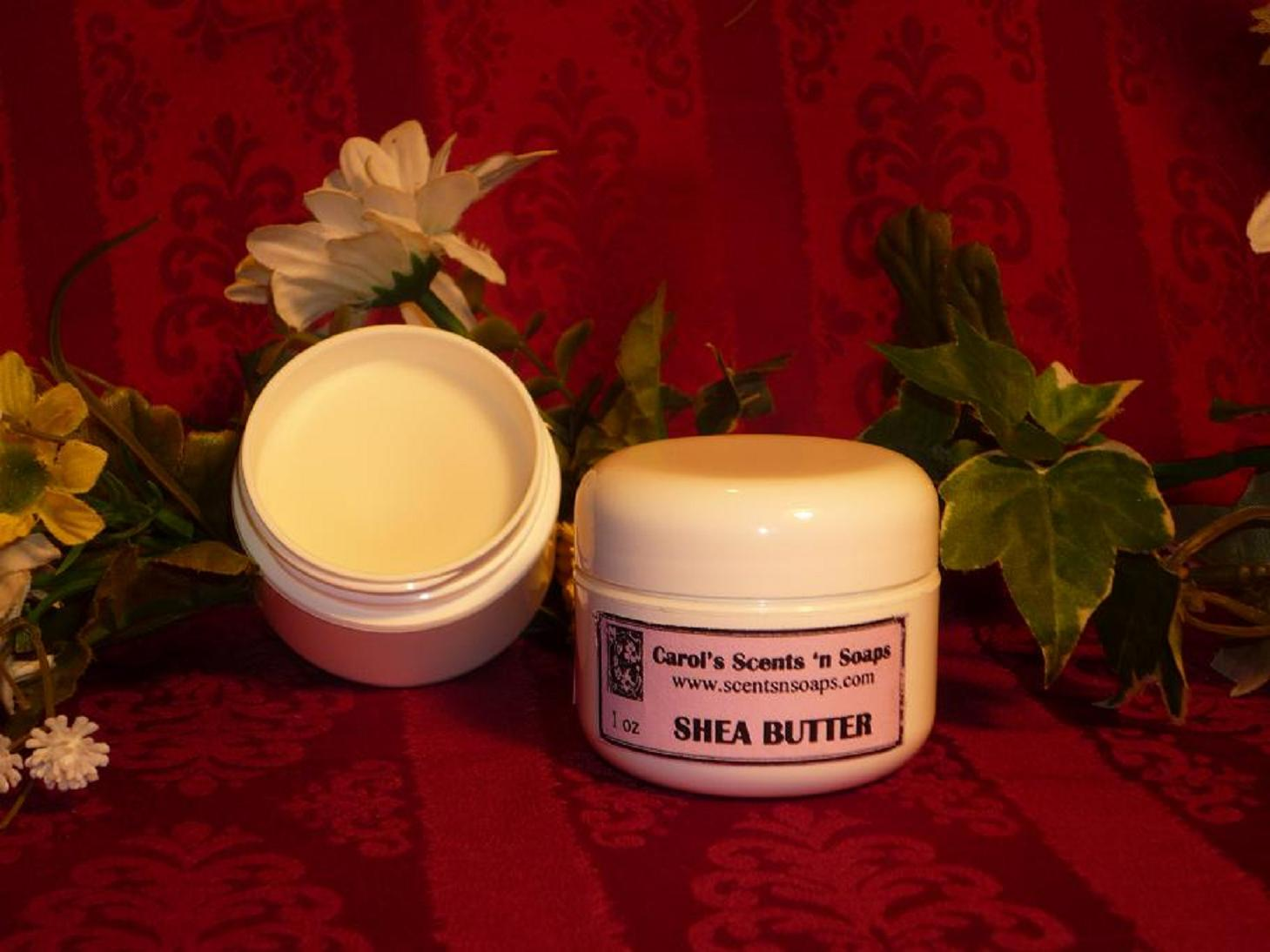 2oz Pure shea Butter