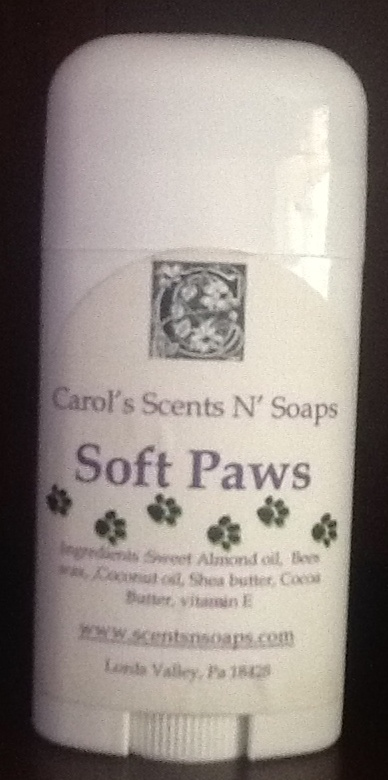 Soft Paw Lotion Bar